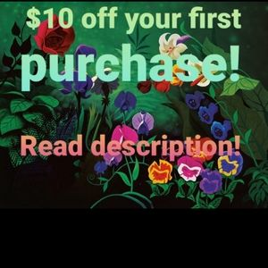 $10 off your purchase!